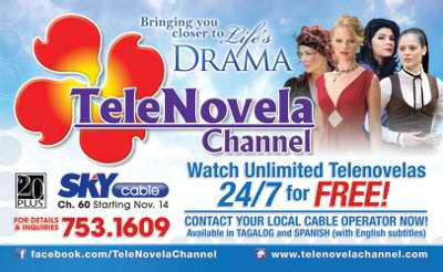 The Telenovela Channel: Watch Soap Operas 24/7 | TeleNovela Channel