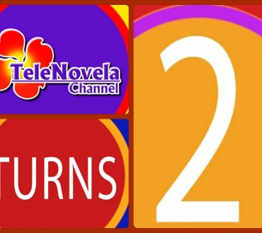 TeleNovela Channel 2ND ANNIVERSARY GREETINGS 1